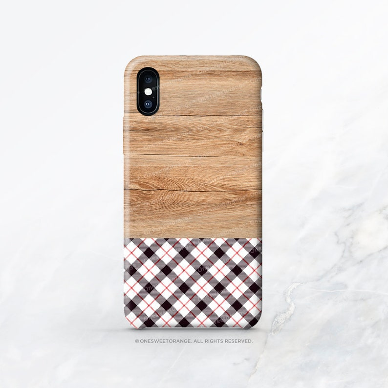 pretty nice b650a 3fe0e iPhone XS Case Christmas Plaid iPhone XS Max Case iPhone XR Case iPhone X  Case iPhone 8 Case iPhone 7 Samsung S9 Case iPhone 8 Plus Case T79