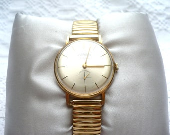 Swiss watch vintage mechanical Cornavin Geneve in immaculate condition