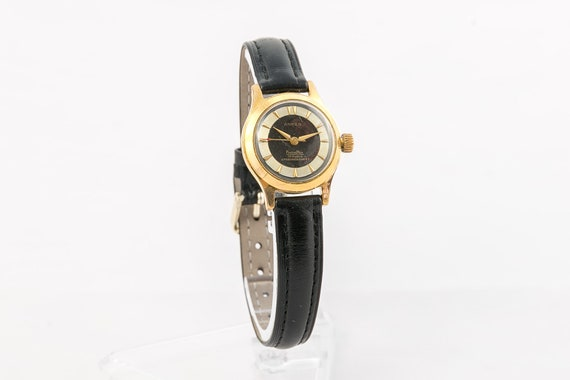 Anker ladies watch,gold ladies watch,wind up women