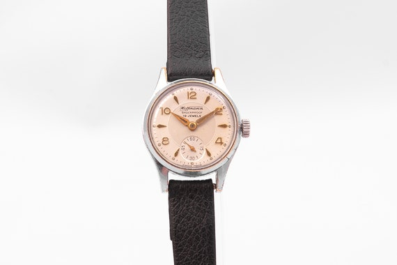 Hoffman ladies watch,swiss ladies watch,vintage wo