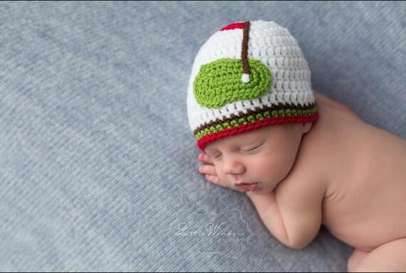Baby Golf Hut Häkeln Golf Baby Baby Stricken Golf Mütze Etsy
