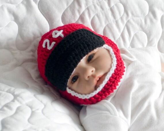 Motocross Baby Mütze Häkeln Rennwagen Kariert Motocross Etsy