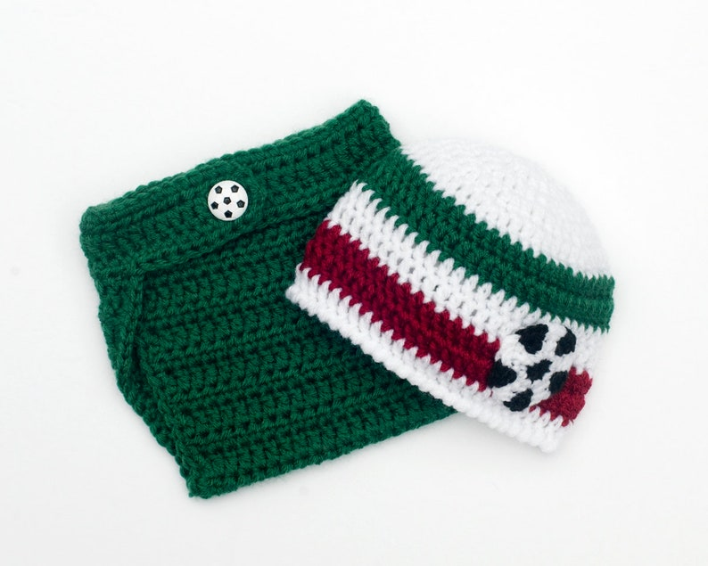 1642e9264d6 WORLD CUP SOCCER Baby Boy Clothes Baby Boy Soccer Crochet