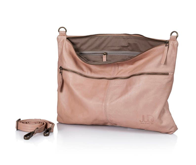 20f7ebf1080 pink leather bag women soft leather everyday bag SALE leather crossbody bag  women leather messenger bag large leather clutch gift for women