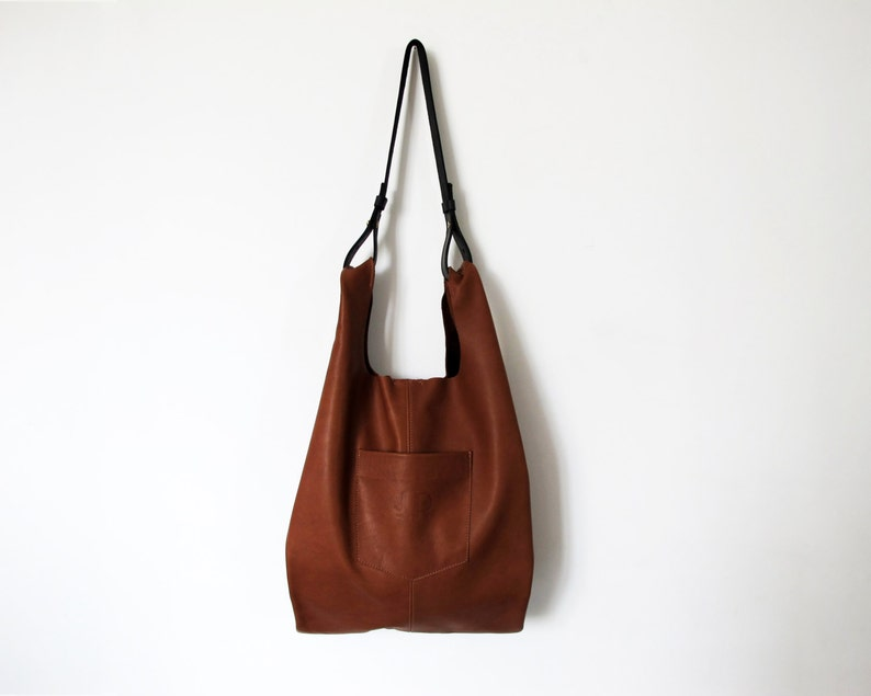 d18874f68310 Camel brown leather bag - leather tote bag - women bags SALE soft leather  bag - leather handbag ...