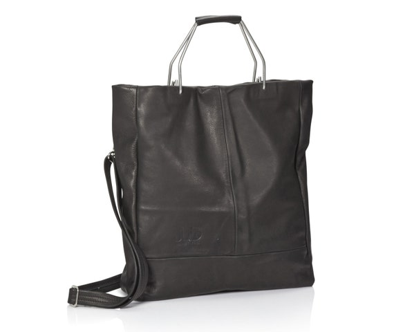Black leather bag leather tote women handmade bags SALE   Etsy c12e21402c