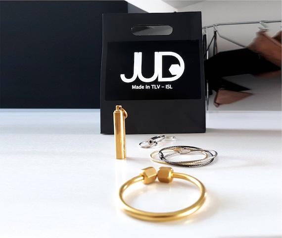 Gold Cuff Bracelet Men Statement Open Cuff Bracelet End Ball Etsy