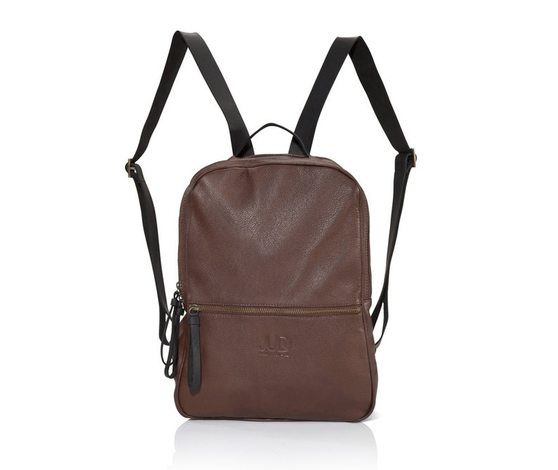 d5dc512a347 Brown leather backpack purse- brown leather satchel SALE brown leather  backpack women- leather back bag women backpacks laptop JUDTLV bags