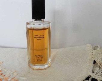 Vintage Jean-Louise Scherrer Perfume 3.7 ml. French Perfume
