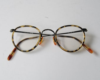 573bffd691f44 Vintage Oliver Peoples MP-2 Frames Eyeglasses Tortoiseshell