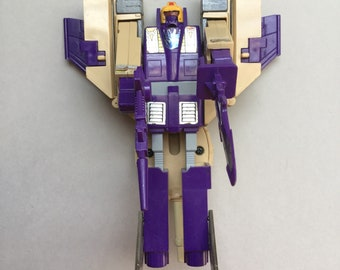 G1 Transformer Blitzwing only with two accessories
