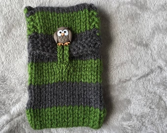 Slytherin Cozy for Phone/Camera