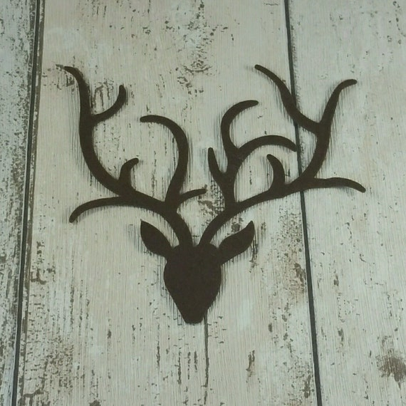 il_570xn - Large Reindeer Christmas Decorations