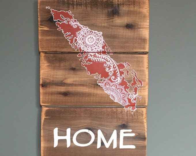 Iron Oxide Dreams - Medium - Dreamcatcher Mandala Island Home -  Rustic Home Decor Wall Art Reclaimed Wood Gift