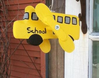 Schoolbus Whirligig