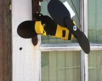 Bee Whirligig