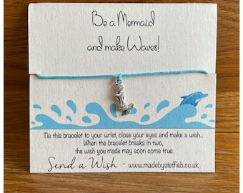 Christmas Gift Mermaid Squad Hand Stamped Keychain Party Favor Squad Gift Girls Party Gift Gift For Her Group Gift Friend Gift