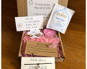 Stay strong Be brave hamper, You 39 ve got this, Beat cancer, get well soon, hygge gift box, thinking of you, Warrior, Survivor, mindfulness