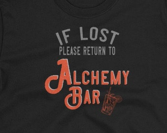 63fbebe56 Alchemy Bar, Cruise Vacation Shirt, Drinking Shirt, Carnival Cruise Line,  Carnival Alchemy, Funny Drinking Shirt, Short-Sleeve Unisex Shirt