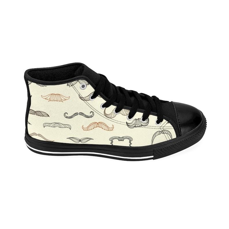 Men/'s High-top Sneakers