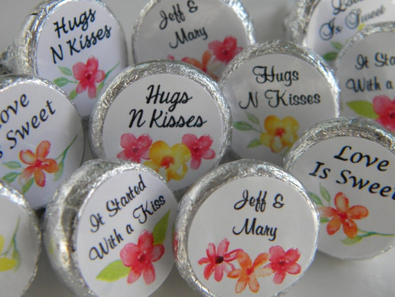 Wedding Favors Personalized Wedding Favors Wedding Hershey Etsy