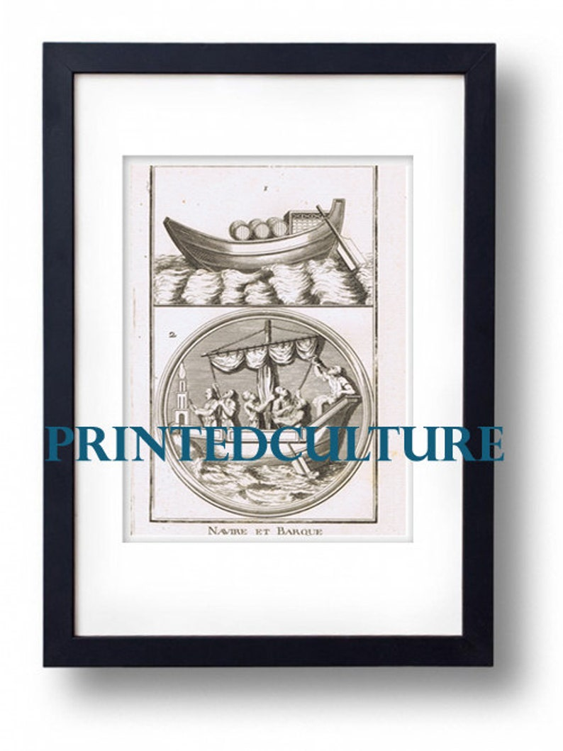 Classical Designs Greek /& Roman Original Copper Engraving C1770/'s Altars Autels