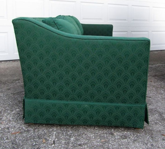 Excellent 1940S Vintage Sofa Couch Davenport Long Mid Century Midcentury Mid Century Modern Retro Hollywood Regency Art Deco Living Room Pdpeps Interior Chair Design Pdpepsorg