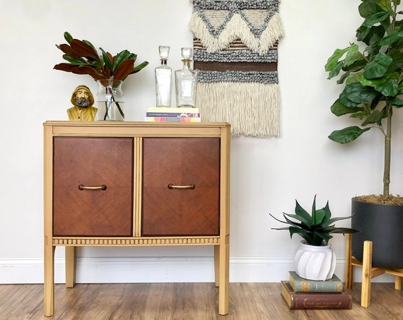 Small Sideboard Buffet Art Deco Furniture - Storage Cabinet
