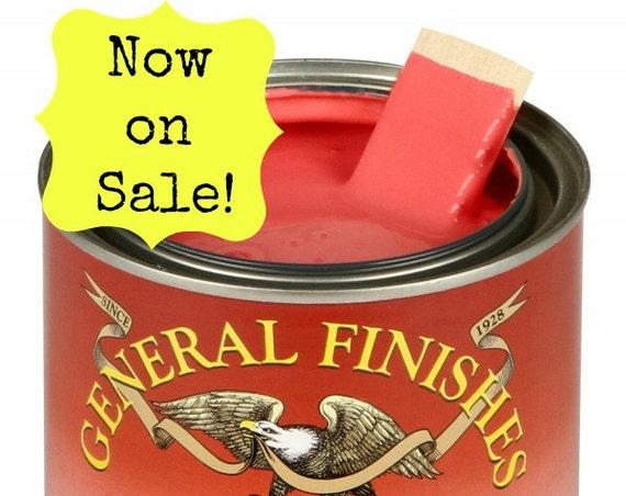 General Finishes Milk Paint - Paint Sale - Paint for Furniture - No VOC Paint - Best Acrylic Paint - Decorative Paint - Furniture Paint