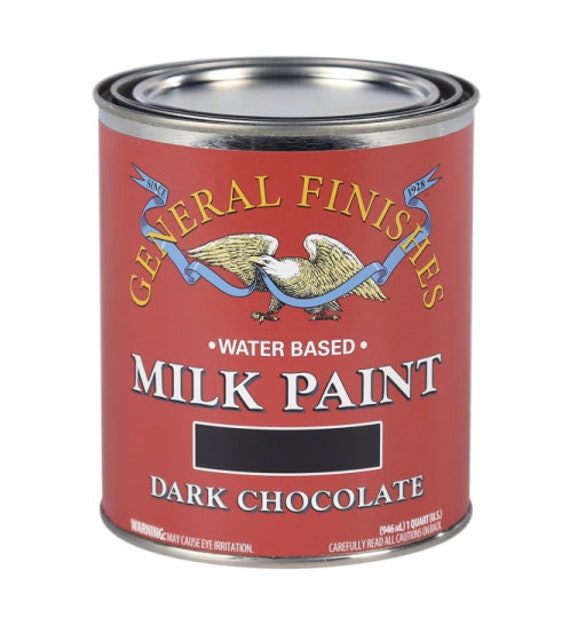 Acrylic Paint for Furniture - General Finishes Milk Paint