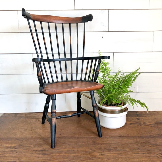 Small Antique Chair - Salesman Sample