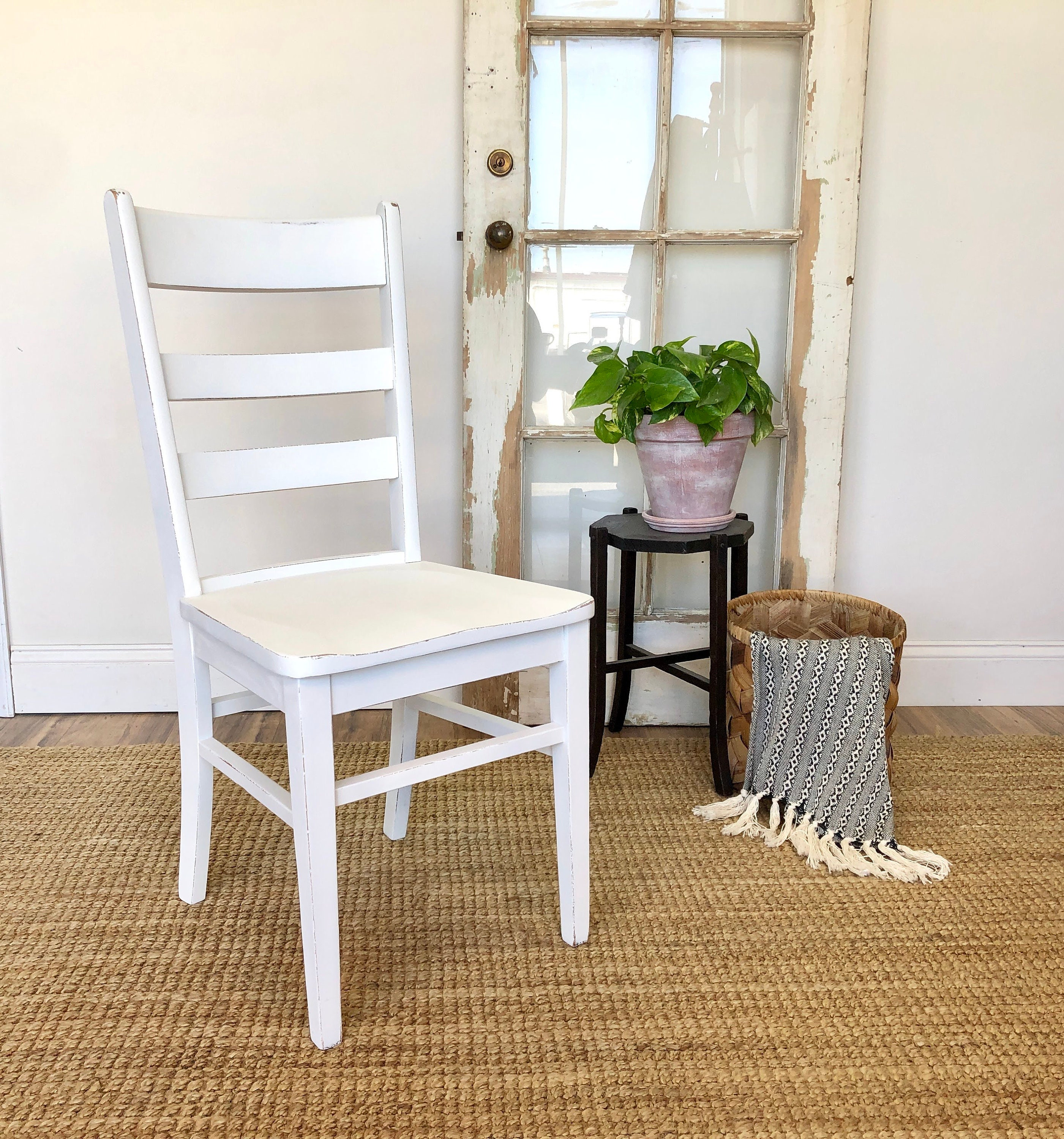 1 & Farmhouse Kitchen Chair - Country Chic Furniture