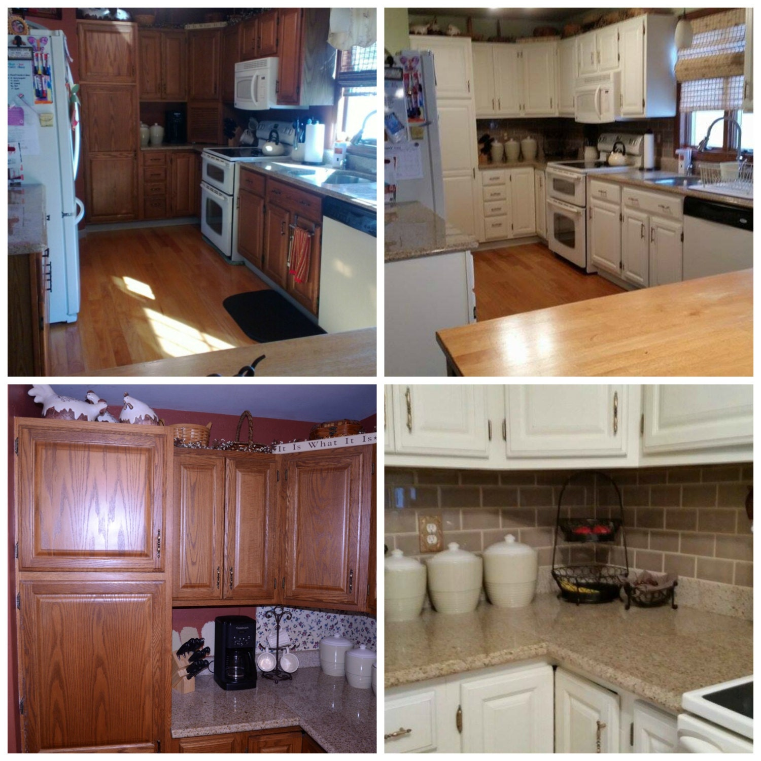 How To Refinish Old Kitchen Cabinets: Refinishing Kitchen Cabinets