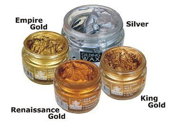 Pebeo Gilding Wax - Furniture Refinishing Products