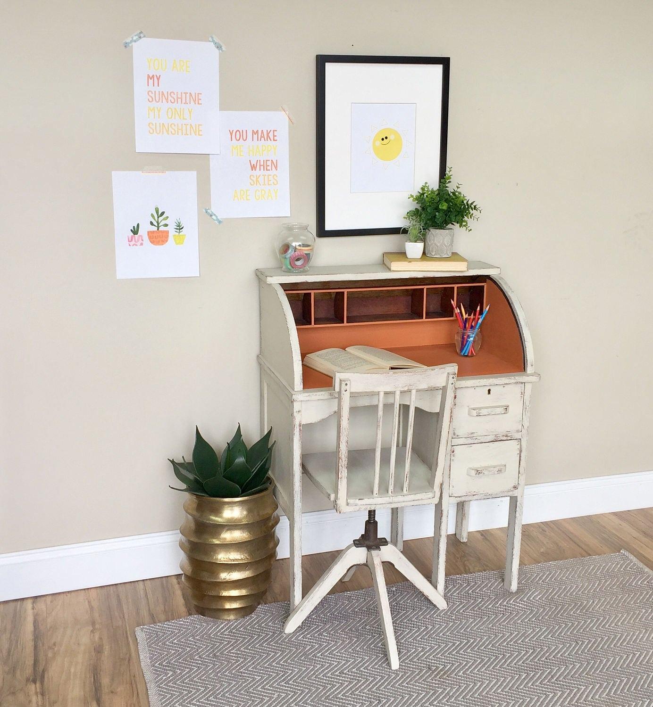 1 - Small Kids Desk - Kids Room Furniture