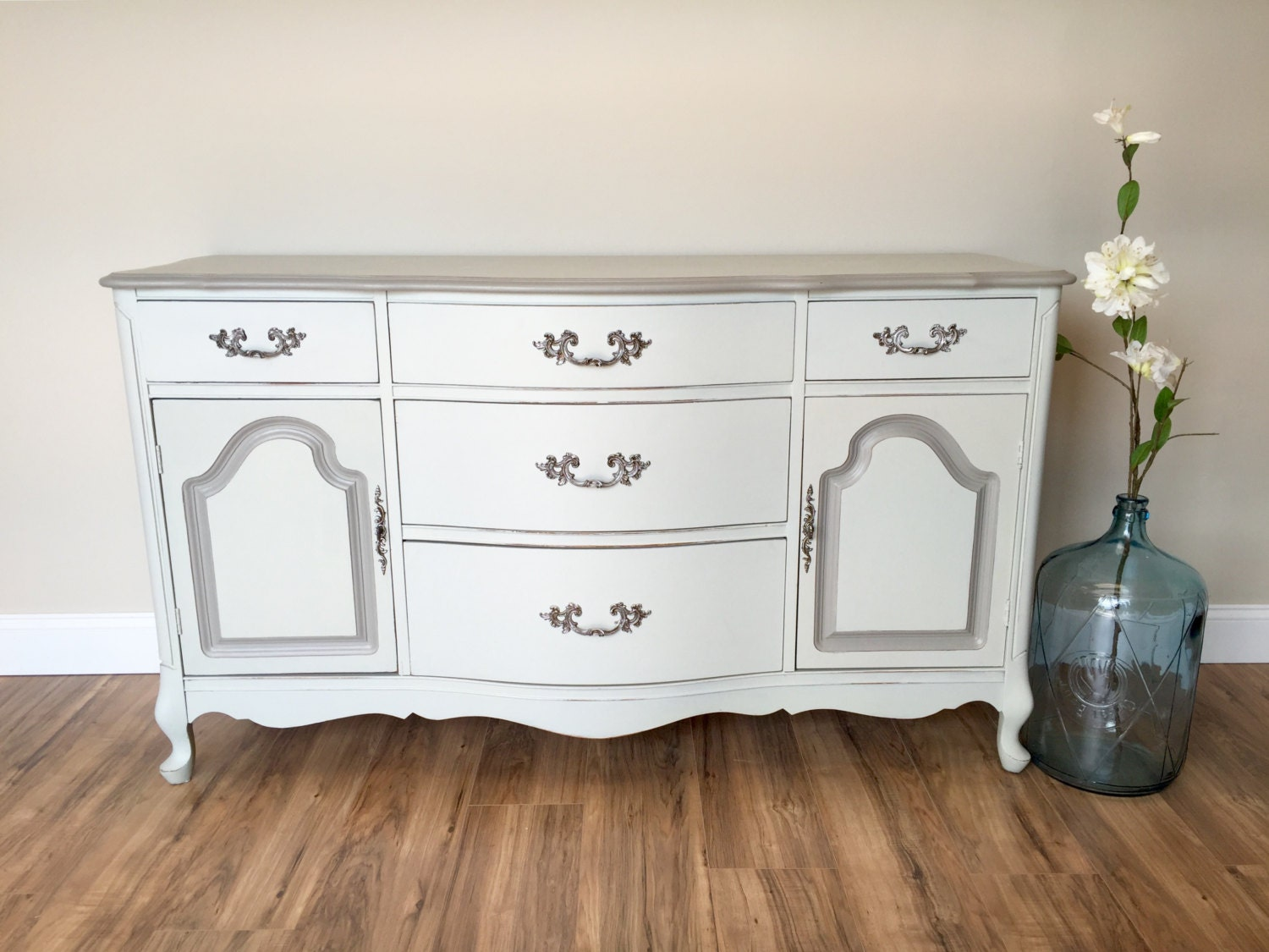 Buffet Sideboard French Provincial Dresser Dining Room Server