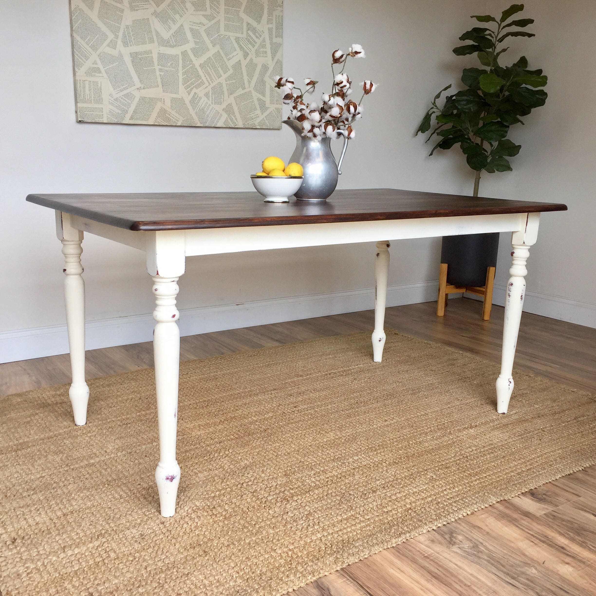 Furnitures Fashion Small Dining Room Furniture Design: Small White Dining Table
