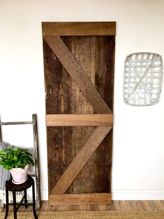 Rustic Sliding Barn Door - Farmhouse