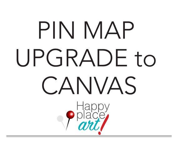 CANVAS PIN MAP - upgrade