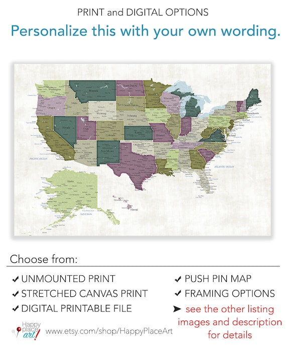 Map of USA with states and cities. US push pin map with poster or canvas Map Of Or With Cities on map of cities fl, map of cities mt, map of cities va, map of cities ar, map of cities tn, map of cities france, map of cities united states, map of cities ms,