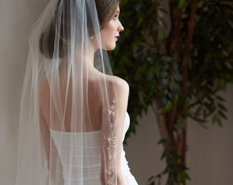 Cathedral Wedding Veils