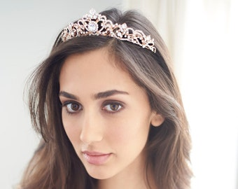 Rhinestone Bridal Crown be6d5e49219c