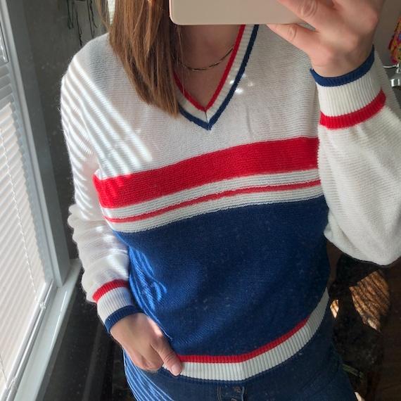 Vintage Rawlings cricket sweater