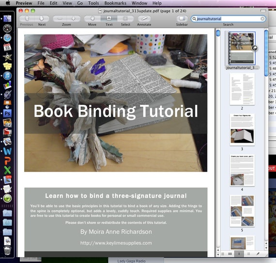 Items Similar To Diy Art Journal Book Binding Printable
