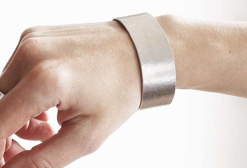 Cuff bracelet Custom bracelet Personalized bracelet Minimalist bracelet Wide cuff bracelet Minimalist bracelet Bangle bracelet Simple