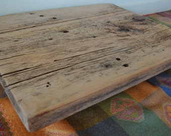 Reclaimed Wood Table Top Etsy - Salvaged wood table top