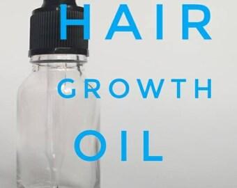 Hair Growth Serum, Hair Growth Oil, Hair Loss treatment, Hair Conditioner, Eyelash Oil, Eyebrow growth serum, brittle hair, dry hair, thin
