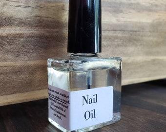 Nail Oil, Cuticle Oil, nail growth oil, nail serum, nail strengthener, nail care, nail hardener, brittle, nail repair, Gift for Women, her