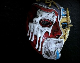 Hollywood Undead Mask Etsy