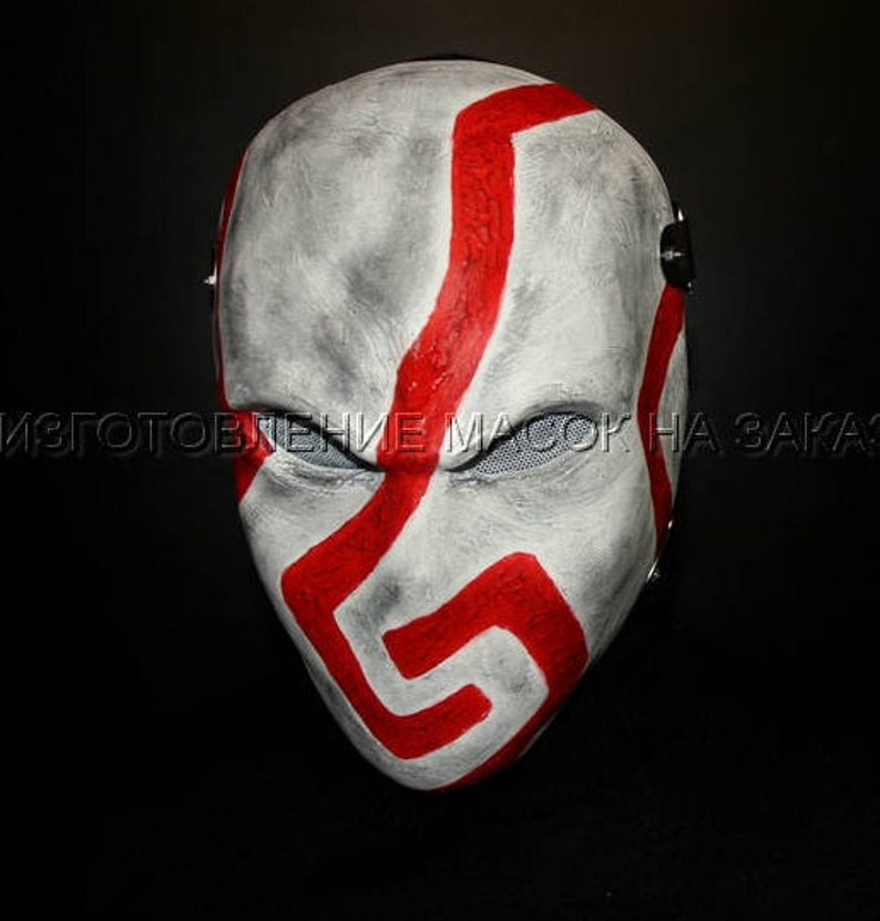 Unknown Hero Mask